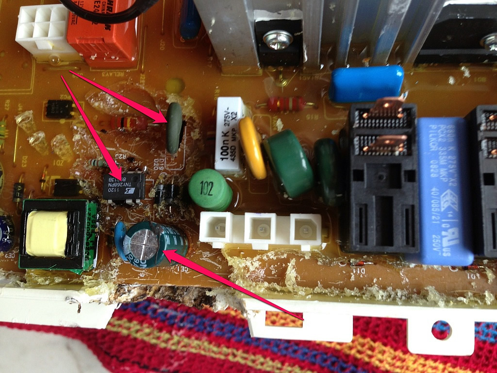 65Стиральная машина samsung s821 не включается ремонт